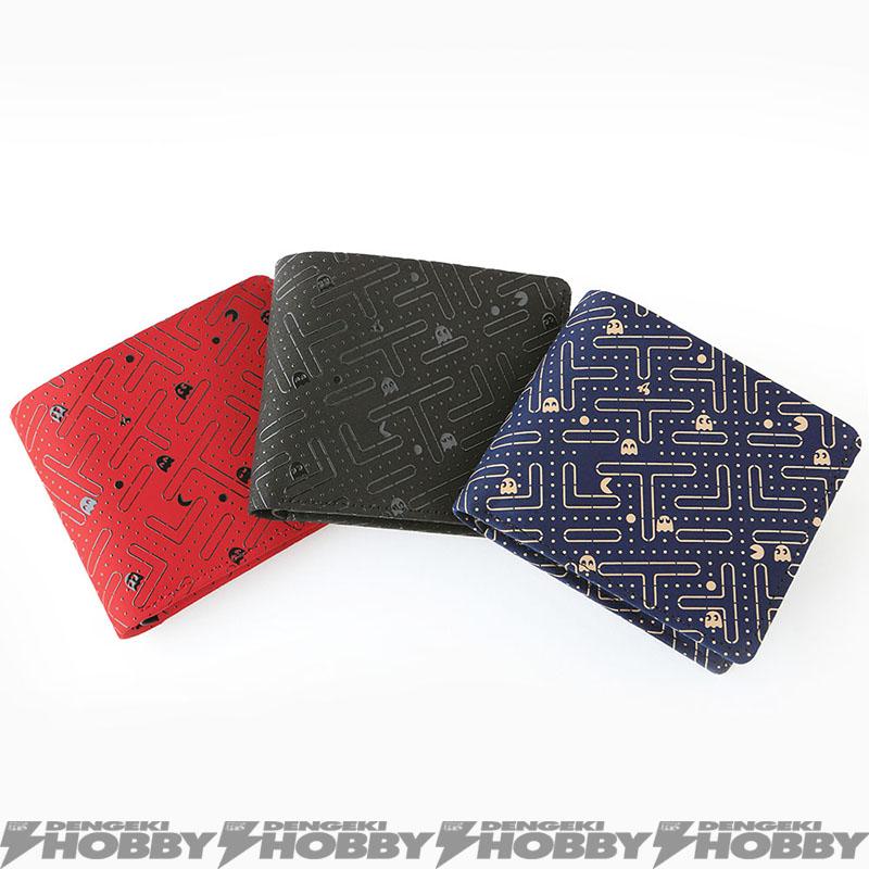 82ecedb8eb8a 「甲州印伝×PAC-MAN」は、長財布、二つ折り財布、名刺入れなど全6アイテム。それぞれ「黒革黒漆」「紺革白漆」「赤革黒漆」の3色のカラーバリエーションから選ぶことが  ...