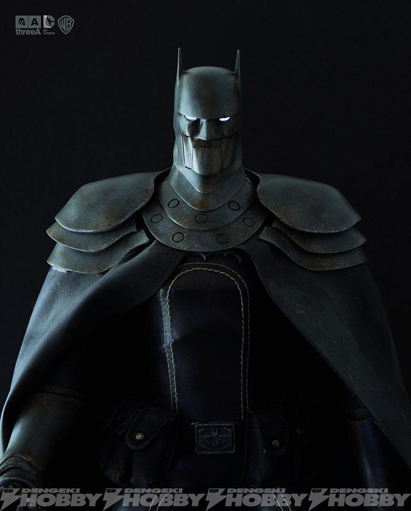 threeAとDC Comicsがコラボした『スティールエイジ』より、「ザ・バットマン – デイ」「ザ・バットマン – ナイト」が登場!