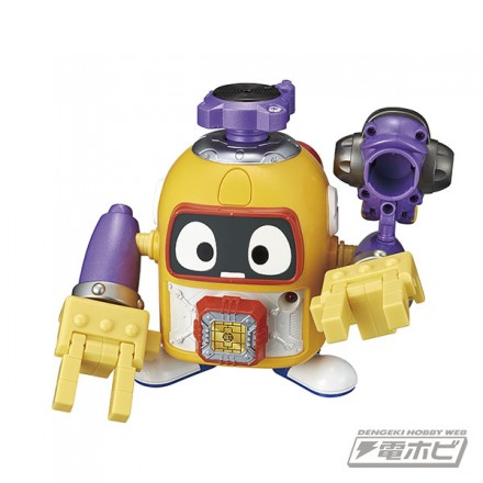 ハチャメチャギャグストーリー『ヘボット!』より、成長するコミュニケーションロボット「DXヘボット!」登場!