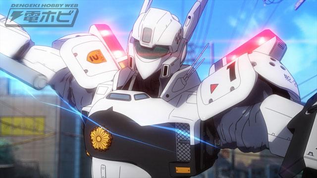 パトレイバーが完全新作アニメ 機動警察パトレイバーreboot リブート