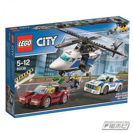 60138 ポリスヘリコプターとポリスカー
