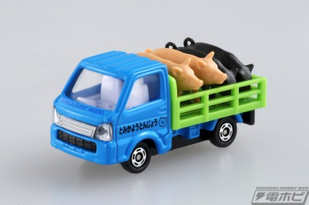 05イベントモデル「スズキ キャリイ ぶた運搬トラック」_prw_PI5fl_UbjEFv5f