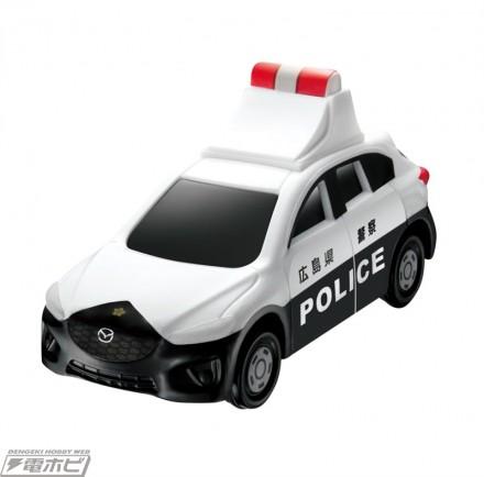 03_マツダ CX-5 パトロールカー
