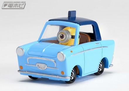 ドリームトミカライドオン 「R03ミニオン(スチュアート)&ルーシーの車」