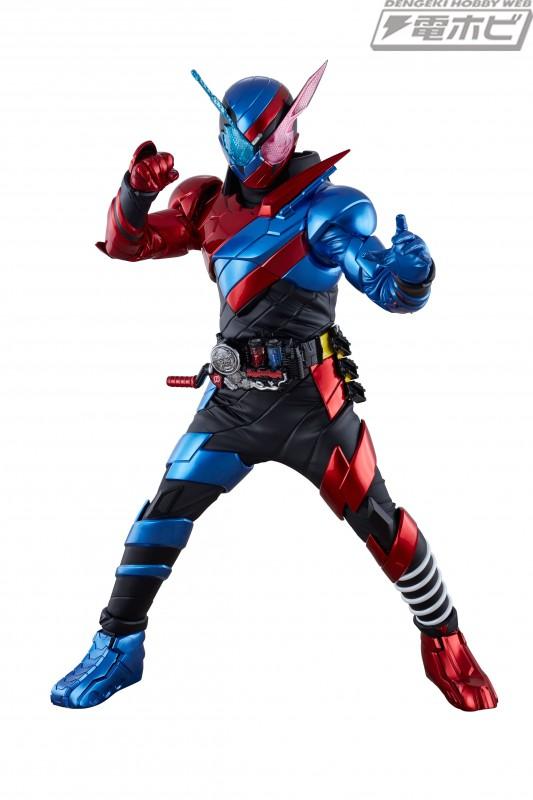 『仮面ライダービルド』変身ベルト DXビルドドライバーが9月2日発売!新フォーム「ゴリラモンド」も公開