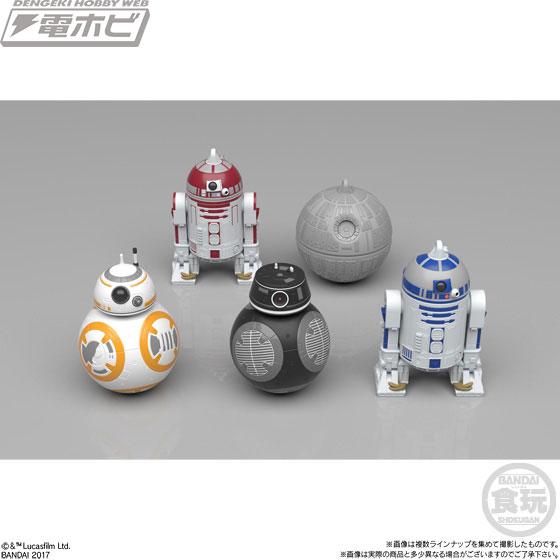 a210e8b6bd 「R2-D2」や「BB-8」など、『スター・ウォーズ』の人気キャラクターが全高約60ミリのタブレットケースに!  2017年12月発売商品となっており、プレミアムバンダイで現在 ...