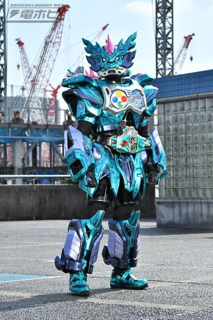 ▲仮面ライダーレーザー レベルX