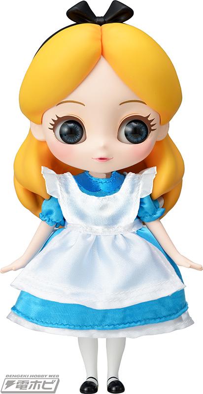 SNS映えする可愛さ!『ふしぎの国のアリス』のアリスがドール調フィギュアになってセガプライズに登場!