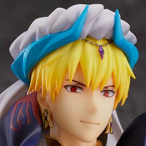 風格漂う賢王の貫禄!『Fate/Grand Order』ギルガメッシュが