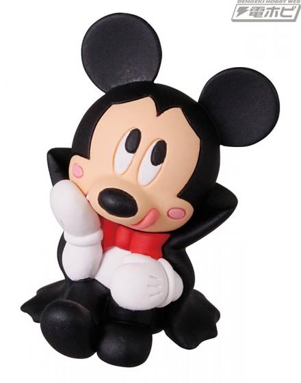 ▲ミッキーマウス(ドラキュラ)