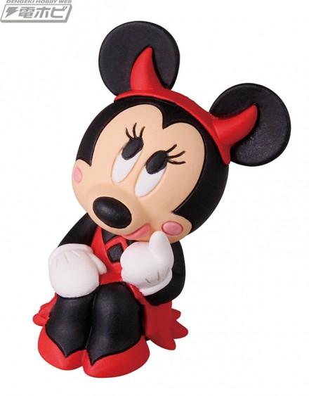 ▲ミニーマウス(デビル)