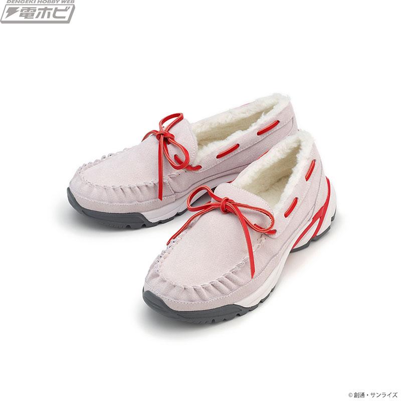 今度はユニコーンガンダムをイメージした靴登場。履くだけでNT-D発動。20000円