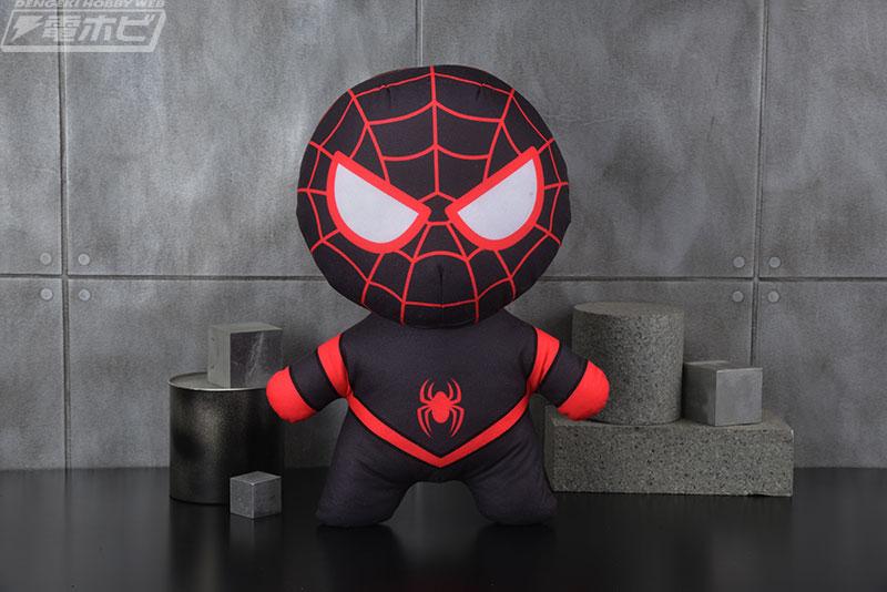 スパイダーマン MARVEL Kawaii Art Colletion メガジャンボぬいぐるみ マイルス・モラレス