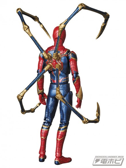 mafex_iron-spider_05_05