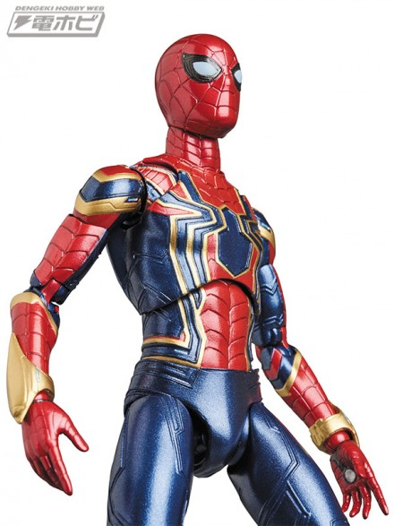 mafex_iron-spider_07_07