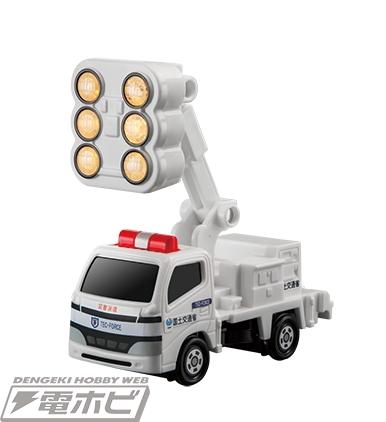国土交通省 照明車