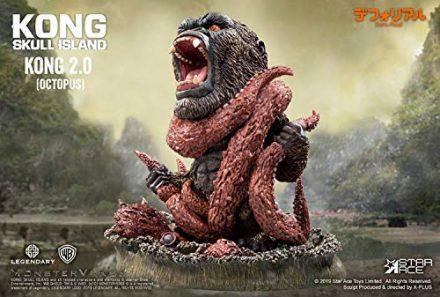 の 巨神 キング 髑髏 コング 島