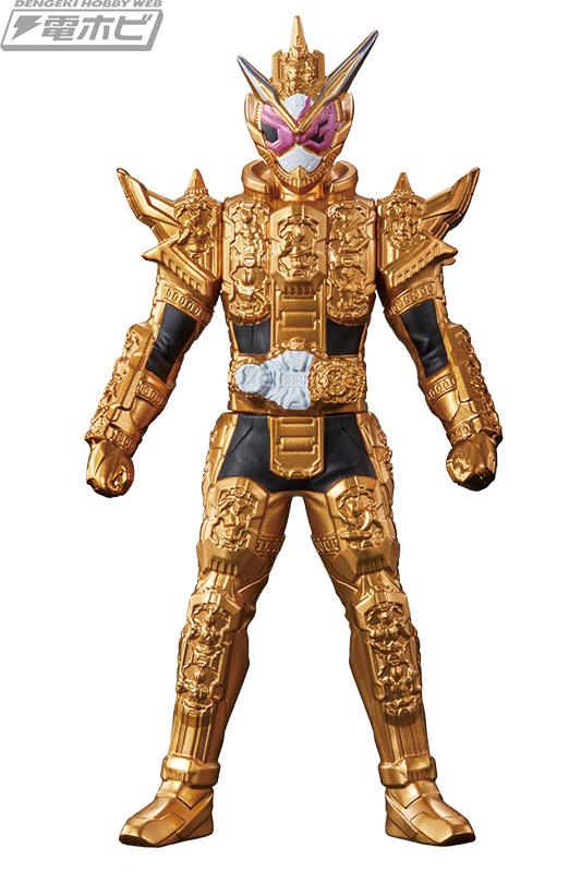 展開される「ライダーヒーローシリーズ」に、仮面ライダージオウが歴代平成ライダーの力を集めて究極の覚醒を果たした「仮面ライダーグランドジオウ 」が登場です!
