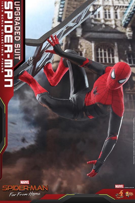 スパイダーマン:ファー・フロム・ホーム』アップグレードスーツ