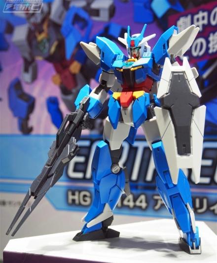 HGBD R Earthree Gundam