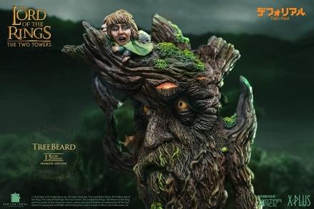 ロード・オブ・ザ・リング 第2部 二つの塔』エント族の長老「木の髭 ...